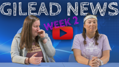 WEEK 2 – GILEAD NEWS