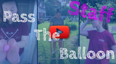 WEEK 1 – PASS THE BALLON COMPILATION (Staff)