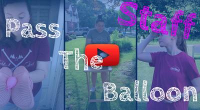 WEEK 1 – PASS THE BALLON COMPILATION (Staff)