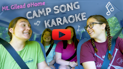 WEEK 1 – CAMP SONG KARAOKE