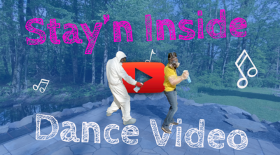 """Staying Inside"" – All Staff Dance Video"