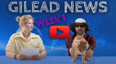 WEEK 1 – GILEAD NEWS