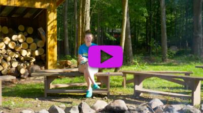WEEK 1 – Campfire Message & Songfest – Zora / Kori, Wren, Addie & Peli