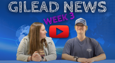 WEEK 3: GILEAD NEWS