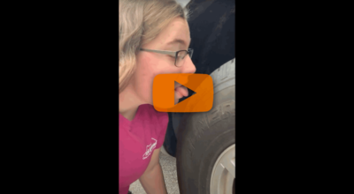 WEEK 4- LICKING TIRE CHALLENGE- GET TO KNOW RADLEY
