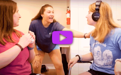 WEEK 5 – WHISPER CHALLENGE (Peli & Addie)