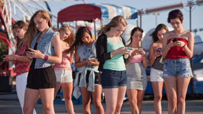 Teen Campers & Parents | September | Breaking the Chains of Social Media – Part 1
